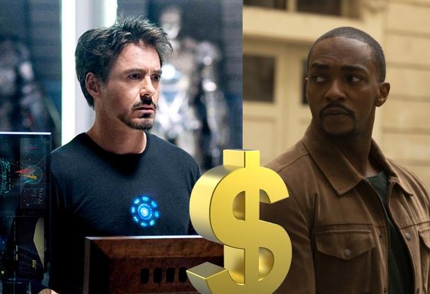 Sốc với mức thu nhập của siêu anh hùng Avengers: có cũng như không, ngân hàng từ chối cho vay vì quá nghèo! - Ảnh 9.