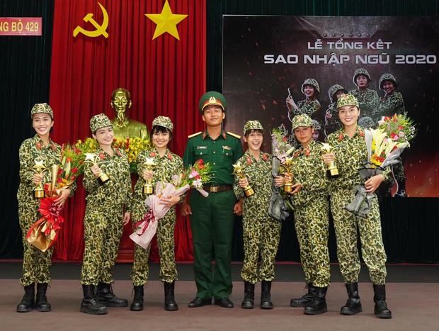Khánh Vân tiết lộ Mũi trưởng Long là chú bé khóc nhè, gọi điện khóc lóc trong ngày dàn nữ chiến binh xuất ngũ - Ảnh 3.