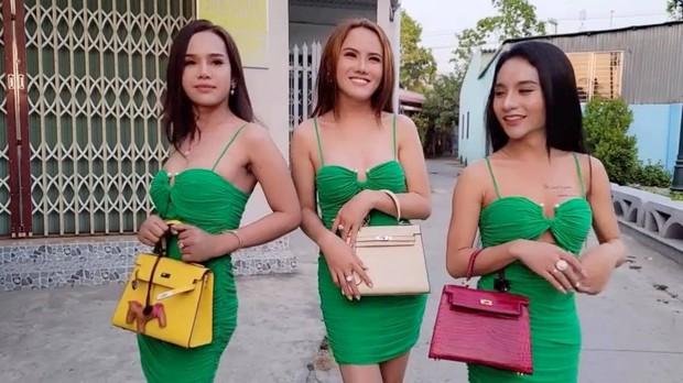 Xuất hiện 3 vị khách VIP tự nhận đã mua túi Hermes mà Ngọc Trinh thanh lý, sự thật là gì? - Ảnh 5.