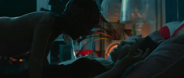 Trúc Anh ham hư danh, lăn giường với bồ Salim ở trailer Thiên Thần Hộ Mệnh - Ảnh 11.