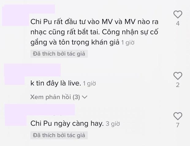 """Netizen """"đào"""" clip Chi Pu diễn countdown: Ngỡ ngàng vì không chênh một nốt, thậm chí không tin đang live? - Ảnh 4."""
