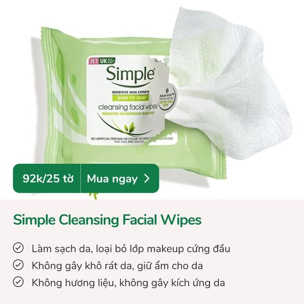 5 sản phẩm làm sạch ngon bổ rẻ làm da đẹp lên trông thấy, tiện nhất là có size nhỏ xinh hợp mang đi du lịch - Ảnh 6.