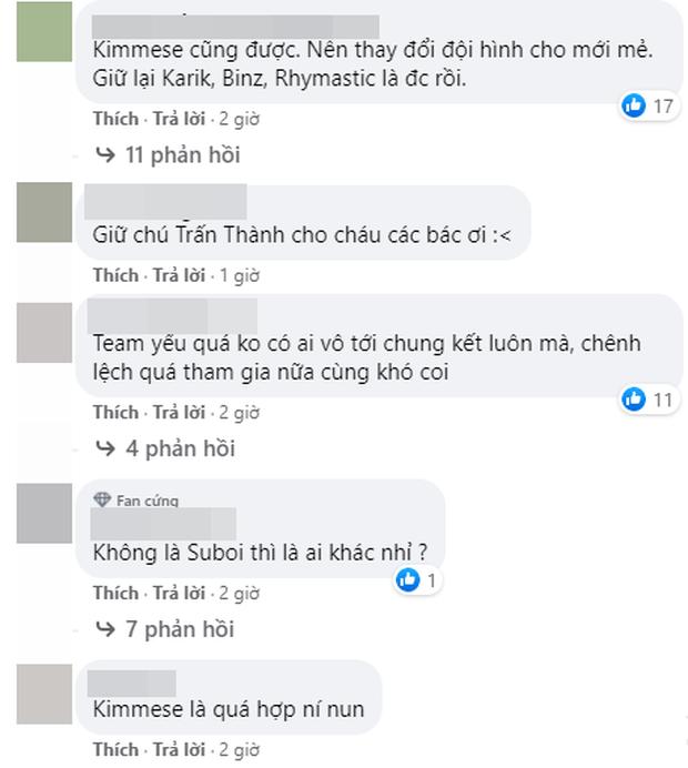 Netizen gọi tên nữ rapper ngang sức ngang tài, nghe tên xong ai cũng gật gù nếu Suboi không làm HLV Rap Việt mùa 2 - Ảnh 3.