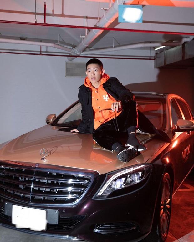 Fanboy từng mạnh tay chi gần 100 triệu để ngồi cạnh Ngọc Trinh tuyên bố mình là rich kid tự thân, không ăn bám bố mẹ! - Ảnh 3.