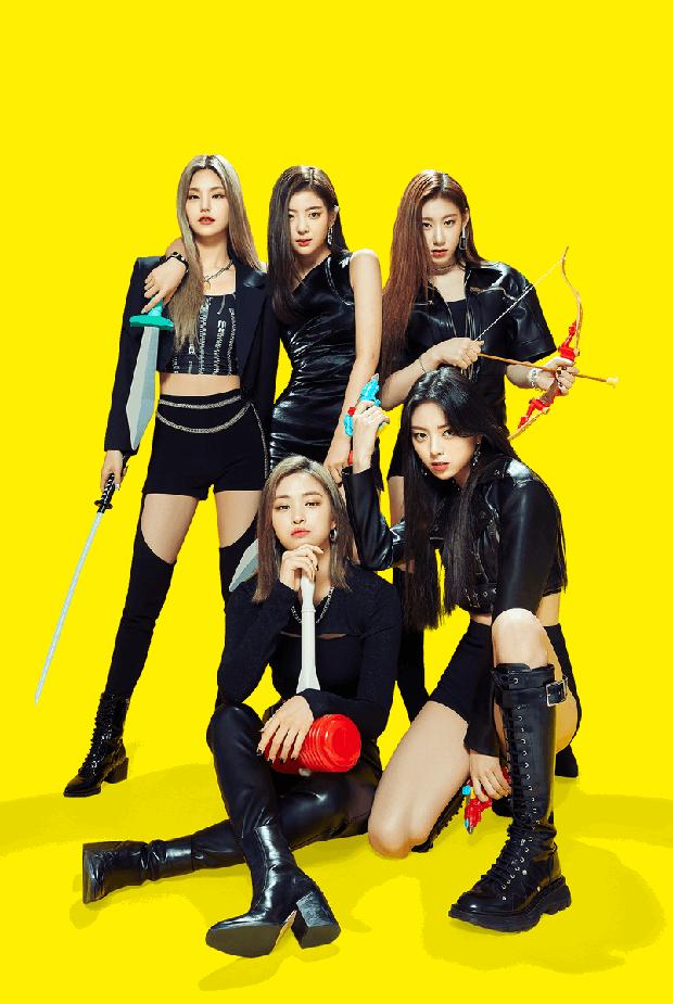 Knet hoang mang khi ITZY tung poster comeback trước cả tháng, chê JYP ám ảnh với thị trường Mỹ vì giờ phát hành bắt chước BTS, BLACKPINK - Ảnh 5.