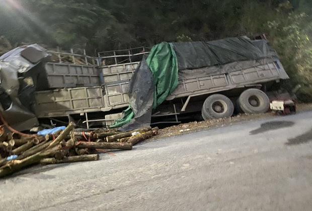 Ảnh: Hiện trường vụ tai nạn thảm khốc ở Thanh Hóa khiến 7 người tử vong - Ảnh 6.