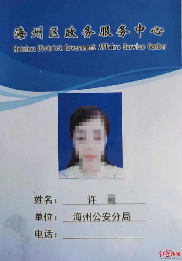 Nữ cảnh sát 27 tuổi quan hệ bất chính với 9 người đàn ông cùng một lúc rồi tống tiền, danh tính loạt người yêu cũ gây chấn động MXH - Ảnh 1.