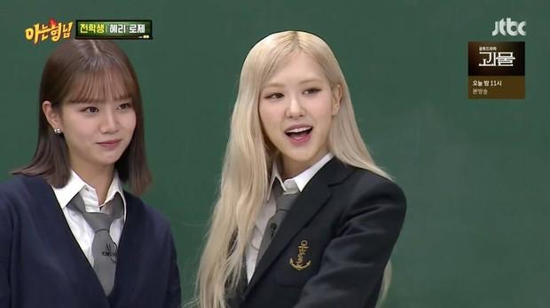 Học BLACKPINK cách giữ tình bạn bền lâu: Jennie tranh cà thẻ với Irene, Rosé được bao cũng nhất mực đòi chị Hyeri chia tiền! - Ảnh 5.