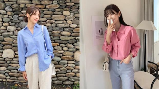6 xu hướng áo sẽ cực hot trong năm 2021, nhìn hội gái Hàn mặc đẹp nức nở mà muốn mua ngay - Ảnh 2.