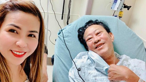 Sức khỏe của Lê Quang sau khi cắt chân phải - Ảnh 1.