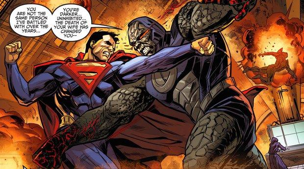 Darkseid trùm cuối Justice League hóa ra mới là bản gốc của Thanos, sức mạnh dư sức nắn xương Superman? - Ảnh 5.
