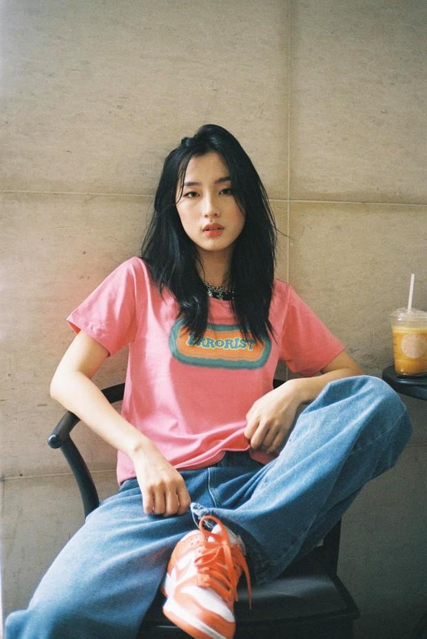 Cô bạn dancer cover Lisa gây sốt netizen quốc tế: Mê Jungkook, SNSD là khởi nguồn đam mê, được khen giống Joy - Suzy chắc vì camera ảo! - Ảnh 9.