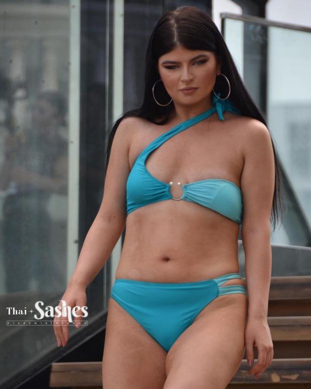 Hoa hậu diện bikini gây tranh cãi và câu chuyện khiến nhiều người khâm phục - Ảnh 5.