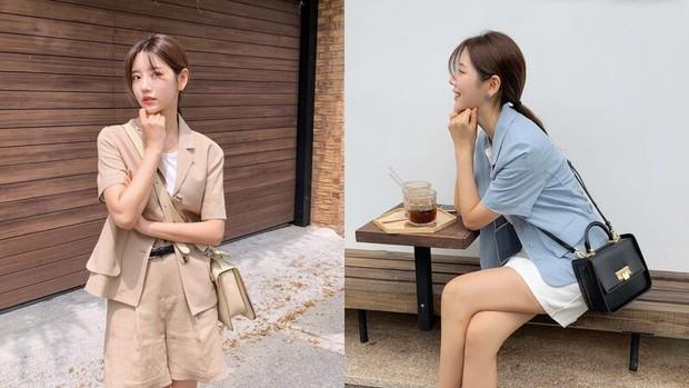 6 xu hướng áo sẽ cực hot trong năm 2021, nhìn hội gái Hàn mặc đẹp nức nở mà muốn mua ngay - Ảnh 4.
