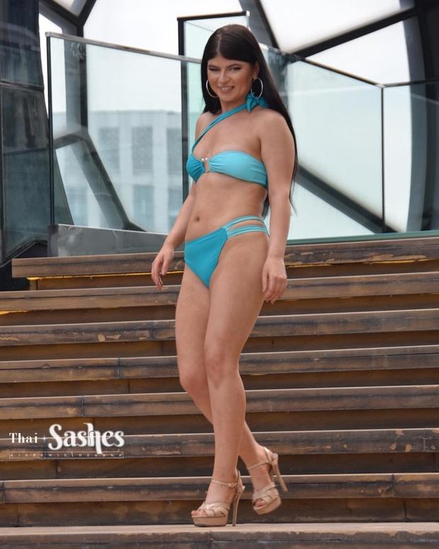 Hoa hậu diện bikini gây tranh cãi và câu chuyện khiến nhiều người khâm phục - Ảnh 6.