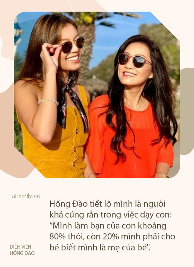 Hai cô con gái kín tiếng nhà Quang Minh - Hồng Đào: Xinh đẹp, chuẩn con nhà người ta với học lực cực đỉnh - Ảnh 8.