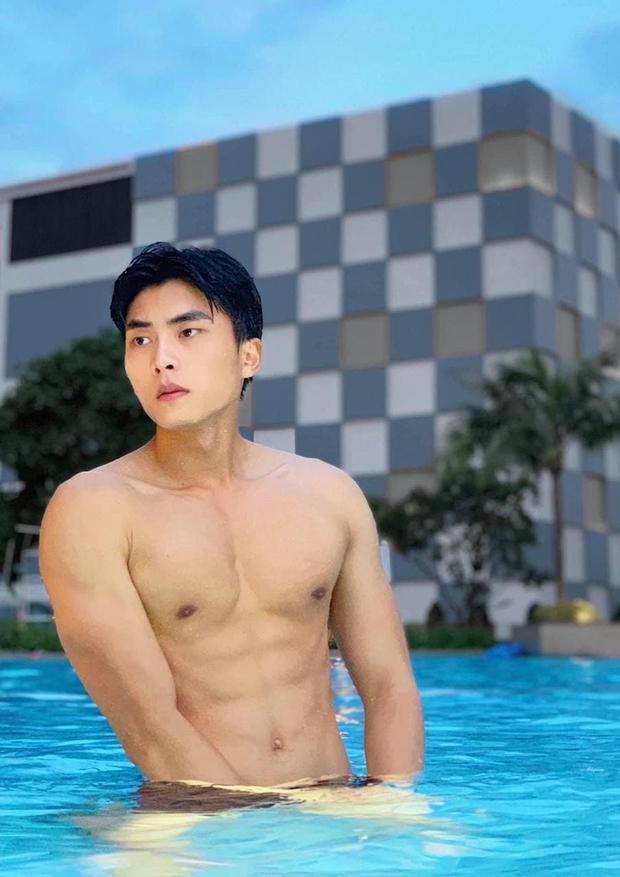 Từng dính phốt kỳ thị cộng đồng LGBT, hot boy Thế Thịnh giờ lại đóng cảnh nóng ôm hôn... Denis Đặng - Ảnh 6.
