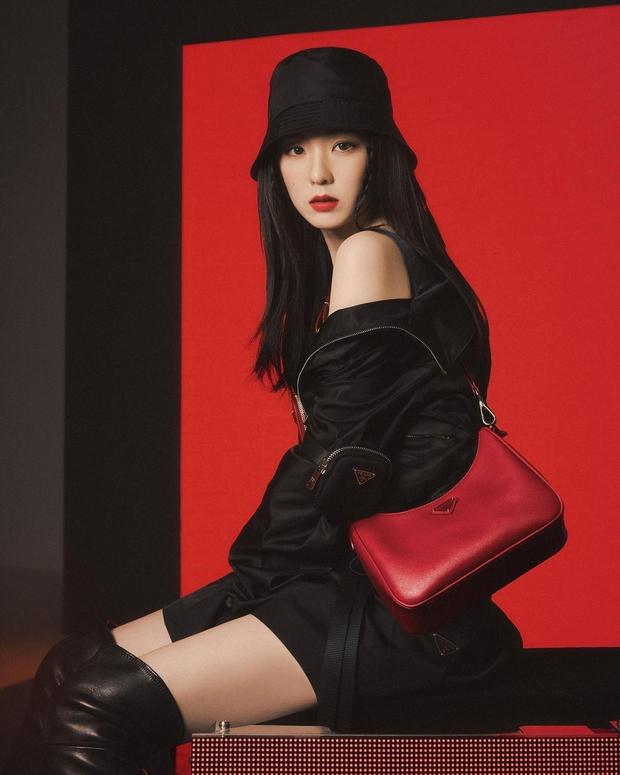 Jisoo (BLACKPINK) trở thành nữ idol đẹp nhất Kpop, thứ hạng mỹ nhân aespa gây tranh cãi dữ dội - Ảnh 9.