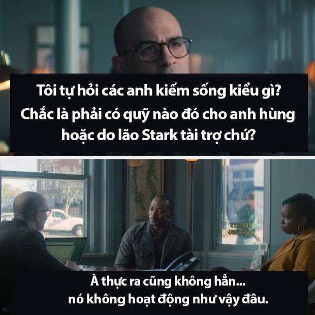 Sốc với mức thu nhập của siêu anh hùng Avengers: có cũng như không, ngân hàng từ chối cho vay vì quá nghèo! - Ảnh 3.