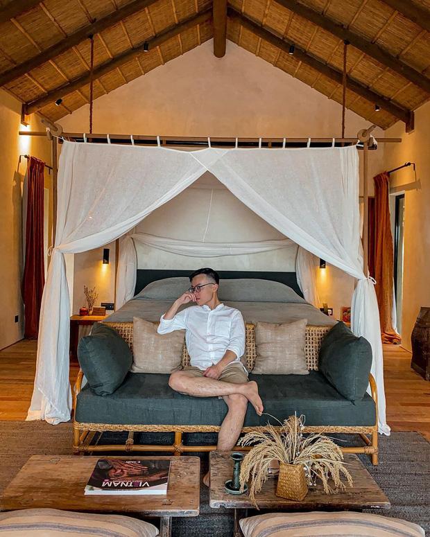 """Khu resort cao cấp Khánh Linh mới check-in: Thiết kế gần gũi nhưng chụp ảnh sống ảo """"bao đẹp"""", giá phòng từ 5,8 triệu - Ảnh 10."""