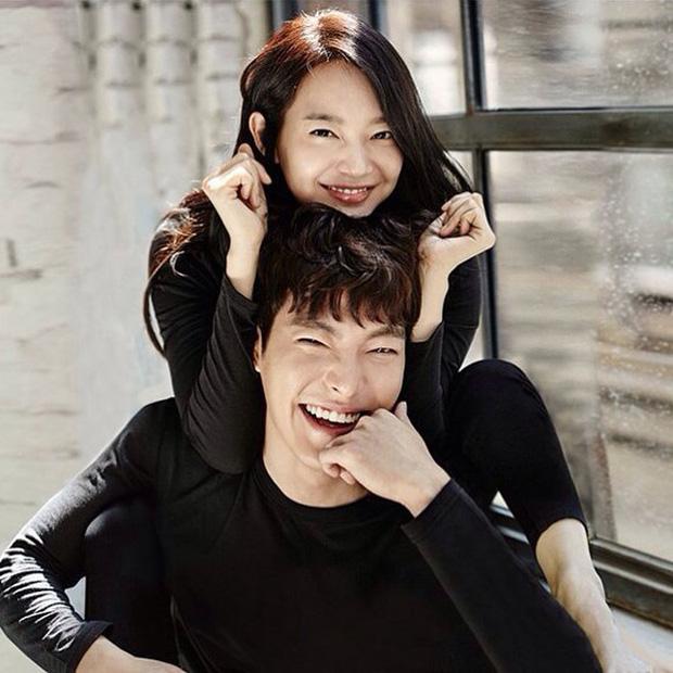 Kim Woo Bin - Shin Min Ah: Từng là kẻ bội bạc và tiểu tam tin đồn, 2 năm biến cố chấn động kết lại bằng chuyện tình diệu kỳ giữa showbiz - Ảnh 13.