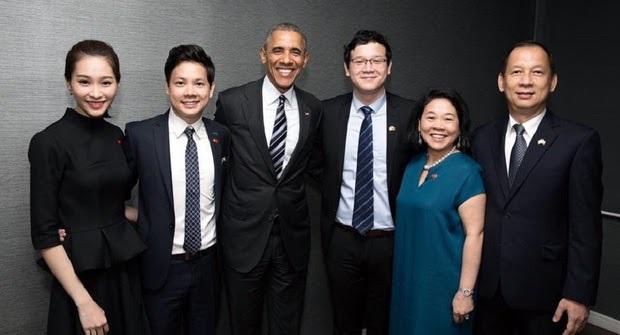 Em chồng Đặng Thu Thảo: Thiếu gia bất động sản gia thế khủng, tốt nghiệp trường quốc tế, học phí nghe thôi mà choáng - Ảnh 5.
