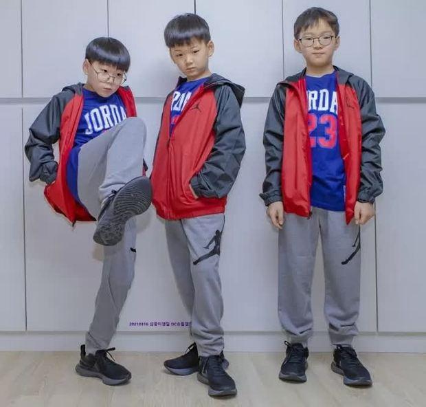 Daehan, Minguk, Manse lớn phổng phao ở sinh nhật 9 tuổi, dự đoán sẽ cao tới 1m85! - Ảnh 2.