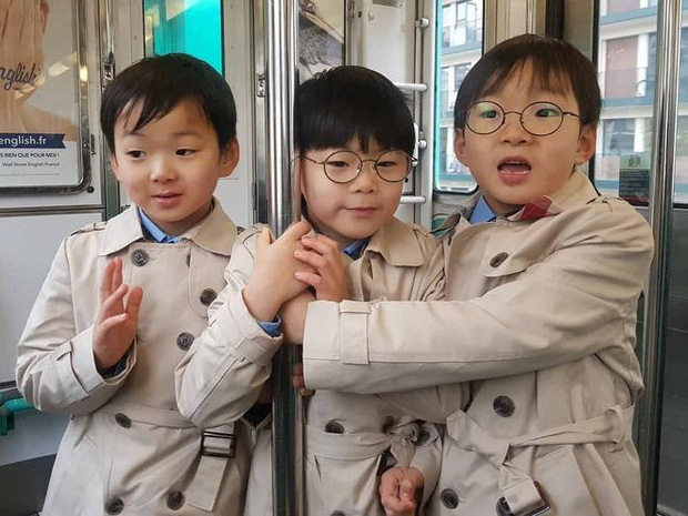 Daehan, Minguk, Manse lớn phổng phao ở sinh nhật 9 tuổi, dự đoán sẽ cao tới 1m85! - Ảnh 8.