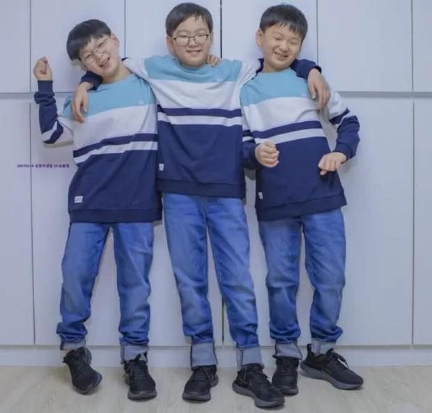 Daehan, Minguk, Manse lớn phổng phao ở sinh nhật 9 tuổi, dự đoán sẽ cao tới 1m85! - Ảnh 4.
