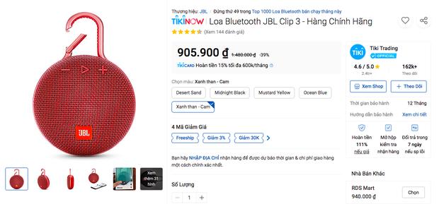 Loạt loa Bluetooth giá rẻ đang sale cực mạnh, hứa hẹn đốn tim dân chơi hệ music chỉ trong một nốt nhạc! - Ảnh 5.