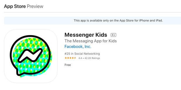 Messenger Kids trên Facebook, giải pháp giúp trẻ em an toàn hơn trên mạng xã hội, nhưng rất ít bố mẹ biết đến nó! - Ảnh 1.