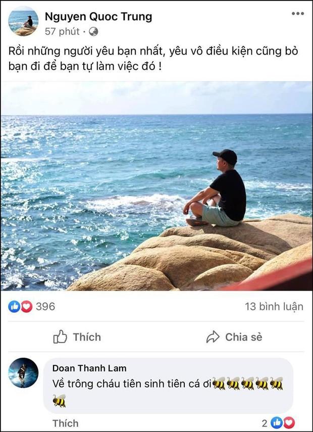 """Thanh Lam có tương tác đặc biệt với chồng cũ Quốc Trung, vô tình lộ """"hint"""" con gái đã mang thai? - Ảnh 2."""