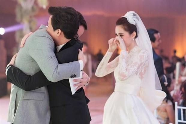 Em chồng Đặng Thu Thảo: Thiếu gia bất động sản gia thế khủng, tốt nghiệp trường quốc tế, học phí nghe thôi mà choáng - Ảnh 7.