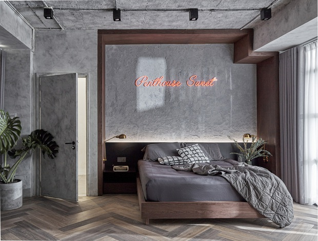 Penthouse 3 tầng của vợ chồng Khởi My - Kelvin Khánh: Độ đầu tư gây choáng, riêng phòng bếp chất như quán cafe - Ảnh 9.