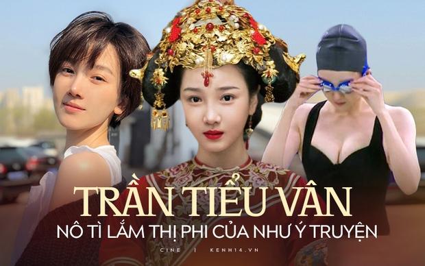Nô tỳ gây thương nhớ ở Như Ý Truyện bỗng nổi nhất showbiz Trung vì thái độ hỗn láo với Thiên hậu Hong Kong - Ảnh 1.