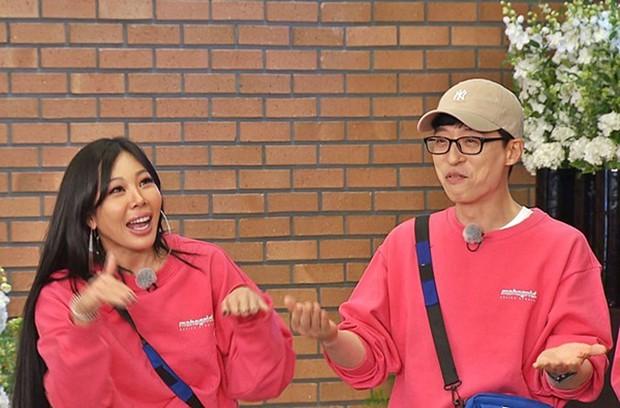 Jessi xứng danh trưởng FC Yoo Jae Suk: Sẵn sàng tung cước nếu ai dám chê nhan sắc idol! - Ảnh 3.