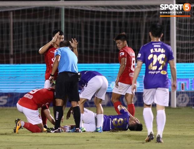 Hồ Hoài Anh gọi bóng đá Việt Nam là sân chơi phong trào sau chấn thương kinh hoàng của Hùng Dũng, Hoàng Bách lập tức không đồng tình! - Ảnh 4.