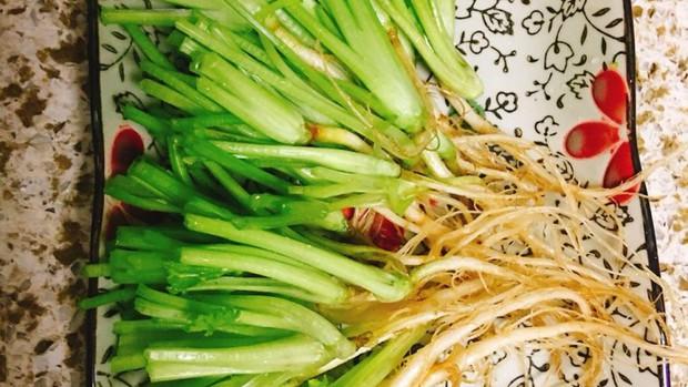 Rễ của 4 loại rau quả không những thơm ngon mà còn bổ như thuốc, không nên vứt đi - Ảnh 3.