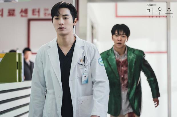 Tốt nghiệp khóa bẻ lái Penthouse thì làm gì: Sang Mouse cứu Lee Seung Gi gấp - Ảnh 11.