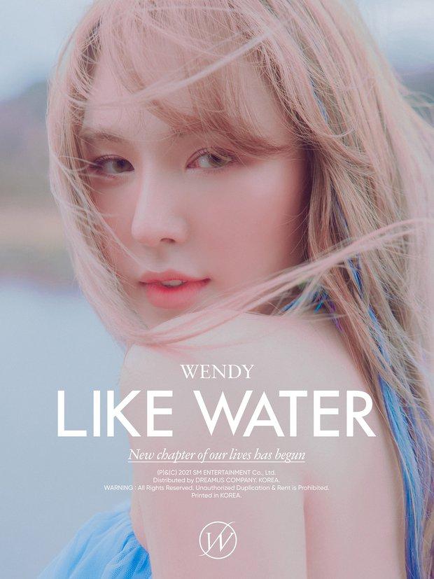 Fan Red Velvet sẽ phải hú hồn: Tên album debut của Wendy đã được Taylor Swift nhá hàng từ trước? - Ảnh 1.