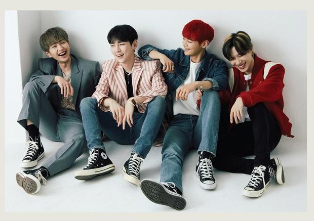 SM bị phạt 444 tỷ thành ra năng suất hẳn lên: Cho SHINee và các unit NCT comeback chỉ sau 1 tháng, cả Wendy cũng debut sát rạt Baekhyun - Ảnh 4.