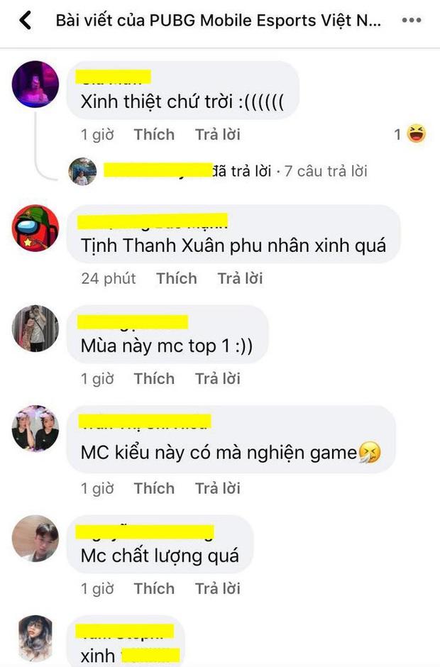 Xinh đẹp, tay thơm, nữ MC khiến cả làng PUBG Mobile Việt xôn xao khi xuất hiện - Ảnh 3.