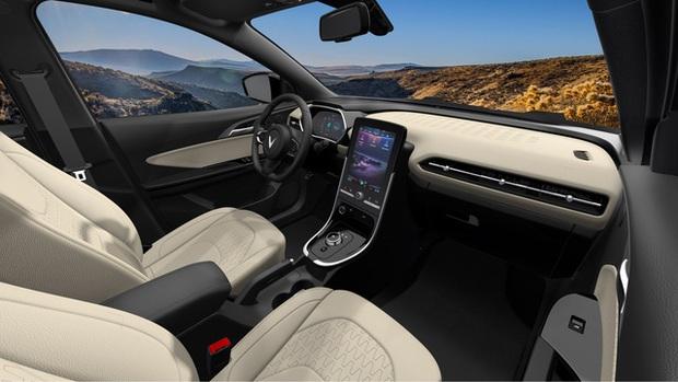 VinFast mở bán xe điện đầu tiên VF e34 giá 690 triệu đồng, thuê pin giá 1,45 triệu/tháng - Ảnh 3.