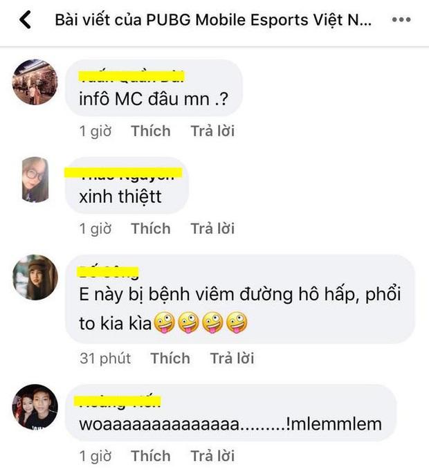 Xinh đẹp, tay thơm, nữ MC khiến cả làng PUBG Mobile Việt xôn xao khi xuất hiện - Ảnh 4.