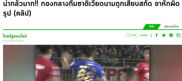 Báo chí nước ngoài ớn lạnh trước tình huống gây ra chấn thương của Đỗ Hùng Dũng, lo ngại cho tương lai của Đội tuyển Việt Nam - Ảnh 4.