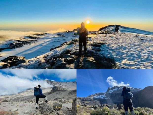 Sếp Viettel trở thành nữ 9x Việt Nam đầu tiên chinh phục Nóc nhà của Châu Phi Kilimanjaro: Leo 8 ngày liên tiếp, xuyên qua vùng nắng rát chóng mặt đến nơi -20 độ C - Ảnh 10.