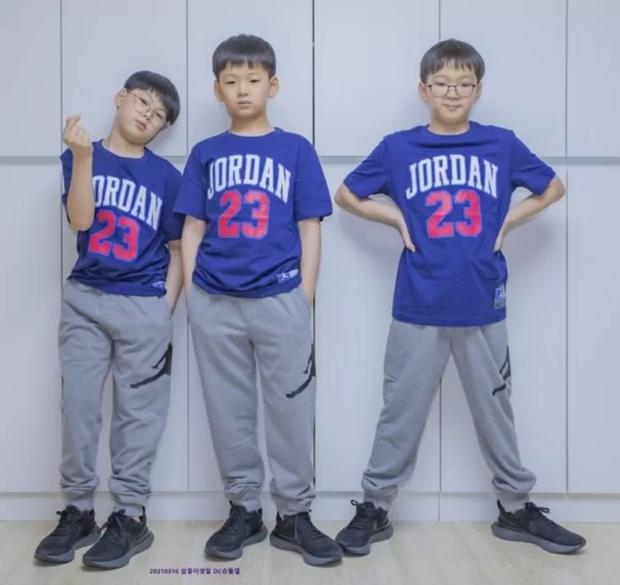 Daehan, Minguk, Manse lớn phổng phao ở sinh nhật 9 tuổi, dự đoán sẽ cao tới 1m85! - Ảnh 5.