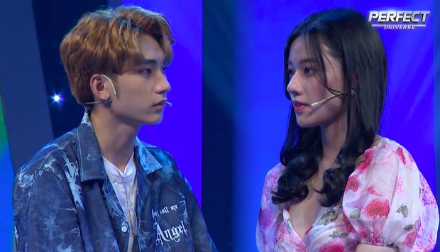 Vừa tìm được bạn gái trên show hẹn hò, bản sao Sơn Tùng M-TP lại lên show khác tỏ tình với Fanny Trần? - Ảnh 4.