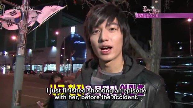 12 diễn viên Hàn Quốc suýt chết vì tai nạn giao thông: Lee Min Ho sợ phim hành động sau cú va chạm ở City Hunter - Ảnh 2.