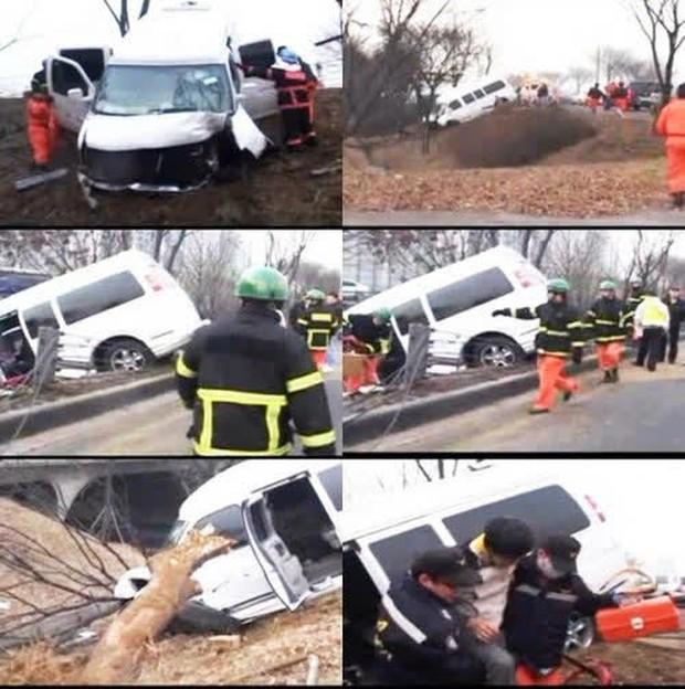 12 diễn viên Hàn Quốc suýt chết vì tai nạn giao thông: Lee Min Ho sợ phim hành động sau cú va chạm ở City Hunter - Ảnh 9.